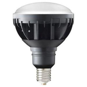 岩崎電気 【ケース販売特価 6個セット】 LEDアイランプ 《LEDioc》 全光束4200lm 昼白色 5000K相当 E39口金 本体黒色 LDR33N-H/E39B750_set