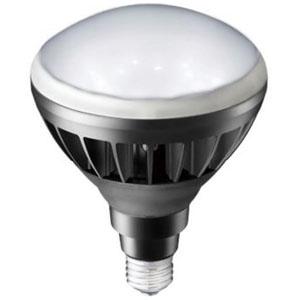 岩崎電気 【ケース販売特価 6個セット】 LEDアイランプ 《LEDioc》 全光束1600lm 昼白色 5000K相当 E26口金 本体黒色 LDR14N-H/B850_set