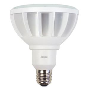 日動工業 LED電球 《エコビック》 バラストレス水銀灯500W相当 昼白色 E39口金 本体色:白 L50W-E39-SW-50K