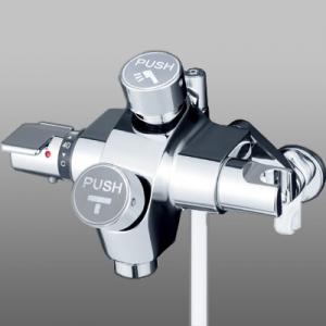 KVK 自閉式サーモスタット式シャワー シャワー・吐水口両用タイプ 《KF3040シリーズ》 KF3040
