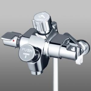 KVK 自閉式サーモスタット式シャワー シャワー側:ハンドル開閉式 吐水口側:自閉式 《KF3040SVシリーズ》 KF3040SV