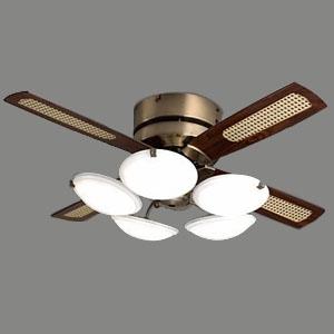 タキズミ LEDシーリングファン ~12畳用 調色・調光タイプ 昼光色~電球色 風量切替機能付(高速・中速・低速) TLFR20015