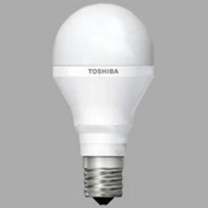 東芝 【ケース販売特価 10個セット】 LED電球 ミニクリプトン形 小形電球60W形相当 昼白色 口金E17 広配光タイプ 断熱材施工器具・密閉形器具対応 LDA7N-G-E17/S/60W_set
