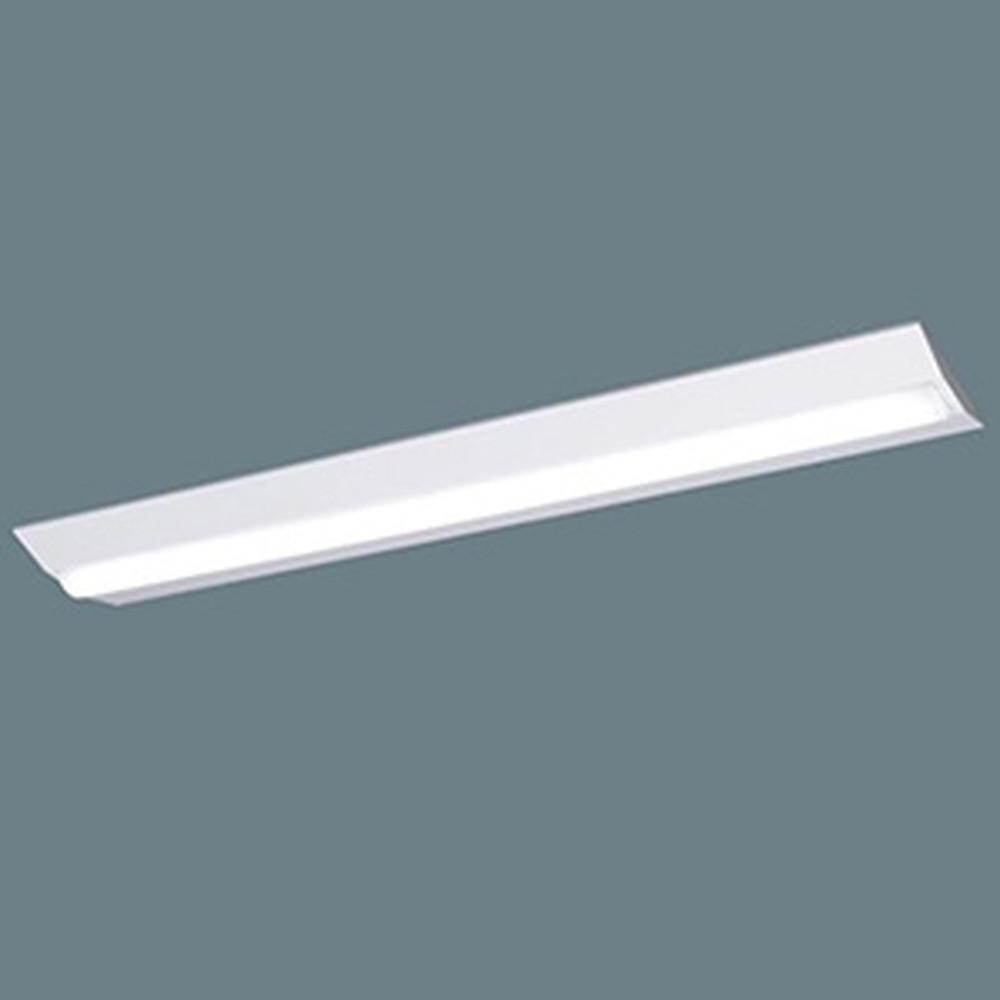 パナソニック 【お買い得品 10台セット】 一体型LEDベースライト 《iDシリーズ》 40形 直付型 Dスタイル W230 省エネタイプ 5200lmタイプ 非調光タイプ Hf32形定格出力器具×2灯相当 昼白色 XLX450DHNTLE9_set