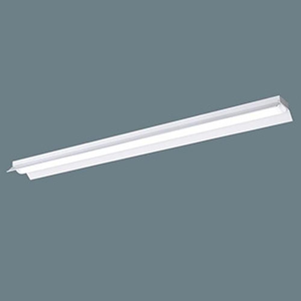 パナソニック 【お買い得品 10台セット】 一体型LEDベースライト 《iDシリーズ》 40形 直付型 反射笠付型 一般タイプ 4000lmタイプ 調光タイプ FLR40形器具×2灯相当 節電タイプ 昼白色 XLX440KENTLA9_set