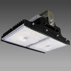 NEC 高天井用LED照明器具 角形 直付タイプ 水銀ランプ700W相当 連続調光タイプ 配光角55°昼白色 DRGC30H22K/N-PJX8