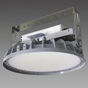 【受注生産品】 NEC 高天井用LED照明器具 丸形 直付タイプ メタルハライドランプ400W相当 連続調光タイプ 配光角101°昼白色 DRGE20H24G/N-PJX8