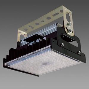 【受注生産品】 NEC 高天井用LED照明器具 角形 直付タイプ 水銀ランプ400W相当 連続調光タイプ 配光角55°昼白色 DRGC17H22K/N-PJX8