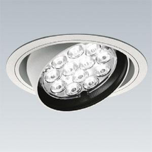 【数量限定】 遠藤照明 LEDユニバーサルダウンライト 《LEDZ Rsシリーズ》 CDM-TC70W器具相当 LEDモジュール付 電球色 超広角中角配光タイプ 埋込穴φ125 ERD2475W