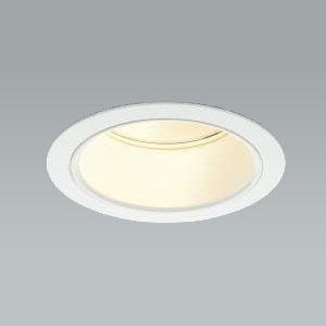 【在庫限り】 コイズミ照明 LEDユニバーサルダウンライト LED一体型 電球色 調光タイプ 埋込穴φ75mm XD37007L