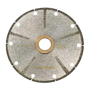 カクダイ ダイヤモンドカッター ディスクグラインダー用 塩ビ管用 呼び125 6077-125