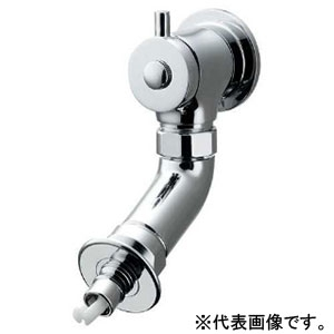 カクダイ 洗濯機用水栓 単水栓タイプ 呼び13 寒冷地用 自動閉止機構・90°開閉ハンドル機能・ストッパー付 721-608K-13