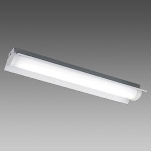 東芝 【お買い得品 10台セット】 LEDベースライト 《TENQOOシリーズ》 防湿・防雨形 20タイプ 直付形 反射笠 一般タイプ 1600lmタイプ Hf16形×1灯用高出力形器具相当 昼白色 非調光タイプ LEKTW215163N-LS9_10set