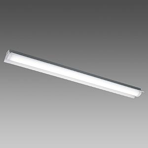 東芝 【お買い得品 10台セット】 LEDベースライト 《TENQOOシリーズ》 防湿・防雨形 40タイプ 直付形 反射笠 一般タイプ 2000lmタイプ FLR40×1灯用省電力タイプ 昼白色 非調光タイプ LEKTW415203N-LS9_10set