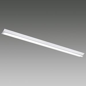 東芝 LEDベースライト 《TENQOOシリーズ》 防湿・防雨形 110タイプ 直付形 W230 一般タイプ 13400lmタイプ Hf86形×2灯用器具相当 昼白色 非調光タイプ LEKTW823133N-LS2