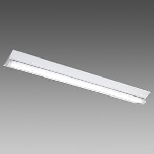 東芝 LEDベースライト 《TENQOOシリーズ》 防湿・防雨形 40タイプ 直付形 W230 一般タイプ 6900lmタイプ Hf32形×2灯用高出力形器具相当 昼白色 非調光タイプ LEKTW423693N-LS9