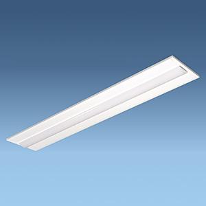 日立 交換形LEDベースライト 《スマートユニット》 40形 埋込形 Cチャンネル回避形 7000lmタイプ FHF32形×2灯高出力形器具相当 昼光色 連続調光形 TC4B+CET407DE-X14A