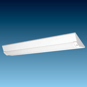 日立 交換形LEDベースライト 《スマートユニット》 40形 防湿・防雨形 直付形 逆富士形 幅230mm 4400lmタイプ FHF32形×2灯定格出力形器具相当 昼白色 固定出力形 WGN4B+WGE404NE-N14A