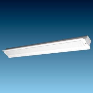 日立 交換形LEDベースライト 《スマートユニット》 40形 防湿・防雨形 直付形 笠付形 4400lmタイプ FHF32形×2灯定格出力形器具相当 昼白色 固定出力形 WGP4B+WGE404NE-N14A