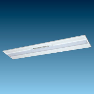 日立 非常灯付交換形LEDベースライト 《スマートユニット》 40形 埋込形 Cチャンネル回避形 W220mm 2200lmタイプ FHF32形×1灯定格出力形器具相当 昼光色 連続調光形 ZTC4B+CET402DE-X14A