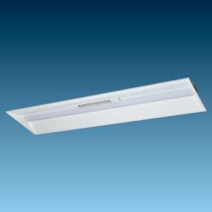 日立 非常灯付交換形LEDベースライト 《スマートユニット》 40形 埋込形 空調ダクト回避形 W300mm 6000lmタイプ FHF32形×2灯高出力形器具相当 昼白色 連続調光形 ZTC4C+CET406NE-X14A