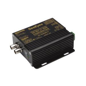 日本防犯システム コンバーター HD-SDI→HDMI PF-EB018