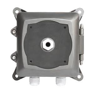 日本防犯システム バレットカメラ用電源収納ボックス 屋内外用 PF-EA028