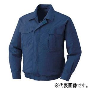 空調服 空調服 綿 充電バッテリータイプ Mサイズ ダークブルー BM-500U-C14-S2