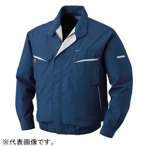 空調服 空調服 混紡 充電バッテリータイプ Mサイズ ネイビー BK-500N-C03-S2