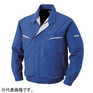 空調服 空調服 混紡 充電バッテリータイプ 2Lサイズ ブルー BK-500N-C04-S4