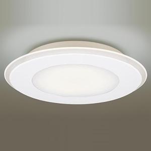 パナソニック LEDシーリングライト 《AIR PANEL LED》 1枚パネルタイプ ~14畳用 天井直付型 調光・調色タイプ 昼光色~電球色 リモコン付 ホワイト LGBZ4198