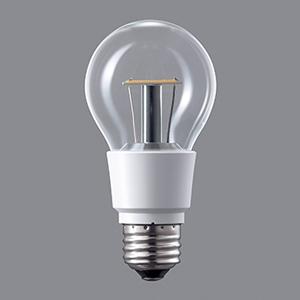 パナソニック 【ケース販売特価 10個セット】 LED電球 一般電球タイプ クリア電球タイプ 40形相当 電球色相当 E26口金 LDA5L/C/W_set