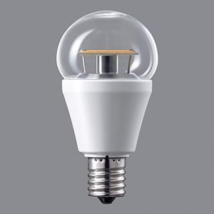 パナソニック 【ケース販売特価 10個セット】 LED電球 小形電球タイプ クリア電球タイプ 25形相当 電球色相当 E17口金 調光器対応 LDA5L-E17/C/D/W_set