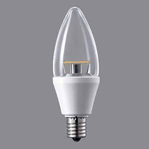 パナソニック 【ケース販売特価 10個セット】 LED電球 小形電球タイプ シャンデリア電球タイプ 25形相当 電球色相当 E17口金 調光器対応 LDC5L-E17/C/D/W/2_set
