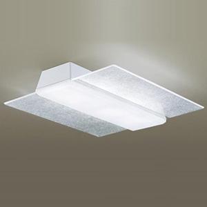 パナソニック LEDシーリングライト 《AIR PANEL LED》 角型タイプ ~12畳用 天井直付型 調光・調色タイプ 昼光色~電球色 リモコン付 透明・模様入(和紙) LGBZ3187