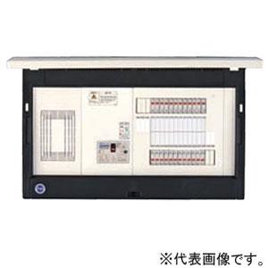 河村電器産業 ホーム分電盤 《enステーション》 スタンダードタイプ 扉付 16+4 主幹60A リミッタースペース付 EL6164