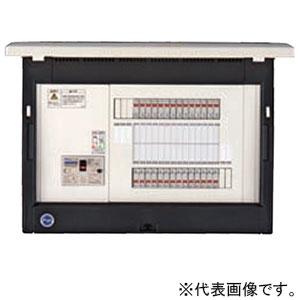 河村電器産業 ホーム分電盤 《enステーション》 スタンダードタイプ 扉付 18+0 主幹40A EN4180