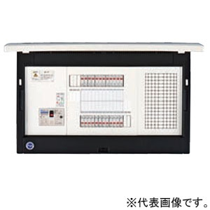 河村電器産業 ホーム分電盤 《enステーション》 スタンダードタイプ 扉付 20+0 主幹100A ENF1200