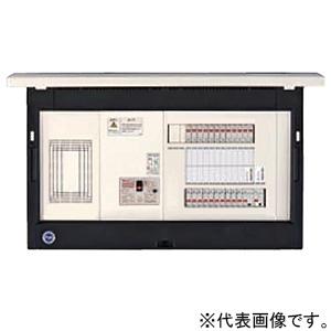 河村電器産業 ホーム分電盤 《enステーション》 太陽光発電システム対応(2系統) 扉付 38+0 主幹60A リミッタースペース付 EL5T6380-33