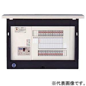 河村電器産業 ホーム分電盤 《enステーション》 オール電化対応 IHクッキングヒーター 扉付 12+0 主幹50A END5120