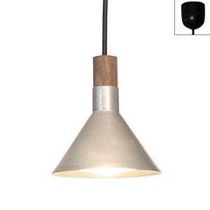 ディクラッセ LEDペンダントライト 《LED Epoca》 電球色 白熱電球60W相当 シルバー LP3039SV