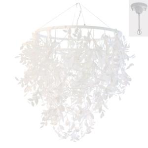 【受注生産品】 ディクラッセ ペンダントライト 《Paper-Foresti grande》 60W相当 電球色 電球型蛍光灯 E26口金 LP2360WH