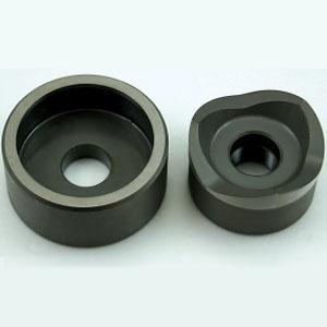 ジェフコム 油圧フリーパンチ用パンチダイス 厚鋼電線管用 φ60.5mm DFP-ACP54