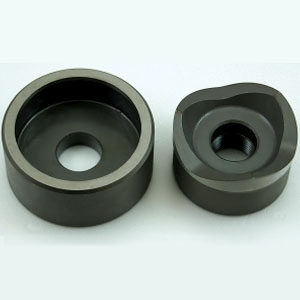 ジェフコム 油圧フリーパンチ用パンチダイス 厚鋼電線管用 φ115.5mm DFP-ACP104