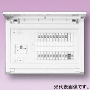 テンパール工業 住宅用分電盤 《パールテクト》 単3分岐ブレーカ組込タイプ 扉付 32+2 主幹75A MAG37322N1