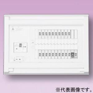 テンパール工業 住宅用分電盤 《パールテクト》 単3分岐ブレーカ組込タイプ 扉なし 16+2 主幹60A YAG36162N1