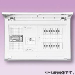 【受注生産品】 テンパール工業 住宅用分電盤 《パールテクト》 電子式積算電力量計付 扉付 18+2 WHM120A 主幹50A MAG35182WHM