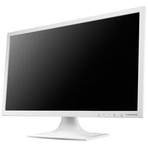 アイオーデータ ワイド液晶ディスプレイ スタンダードモデル 20.7型 コンパクトモデル ホワイト LCD-AD211ESW