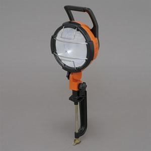 アイリスオーヤマ LEDクランプライト 投光器 防雨型 500形相当 昼光色 コード長約5m LWT-5500C