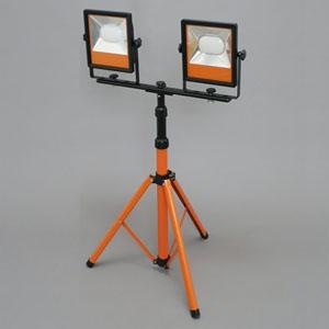 アイリスオーヤマ LEDスタンドライト 投光器 2灯タイプ 防雨型 ハロゲンランプ500形相当 昼光色 LWT-10000ST 昼光色 《PROLEDS》 コード長約5m 《PROLEDS》 LWT-10000ST, マタニティ服と授乳服のSweetMommy:d7f07bb1 --- officewill.xsrv.jp